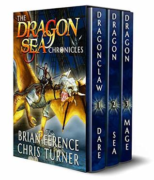 Box Set: The Dragon Sea Chronicles