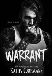 Warrant (Vindicator, #2) Book