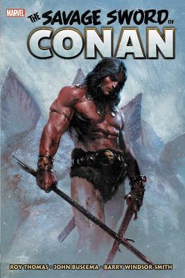 Savage Sword of Conan: The Original Marvel Years Omnibus Vol. 1