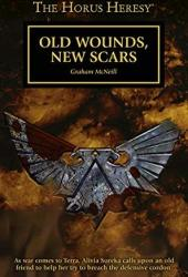 Old Wounds New Scars Book