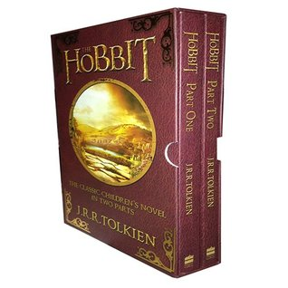 The Hobbit (Part 1 and 2) Collection 2 Books Set