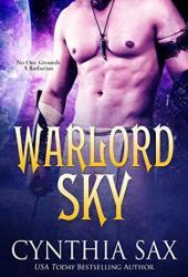 Warlord Sky (Chamele Barbarian Warlords #1) Book