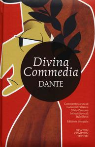 la divina commedia. edizione integrale