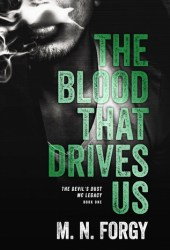 The Blood That Drives Us Book