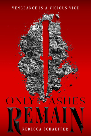 Only Ashes Remain (Market of Monsters, #2)