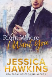 Right Where I Want You Book