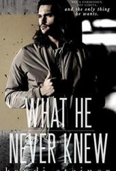 What He Never Knew (What He Doesn't Know, #3) Book