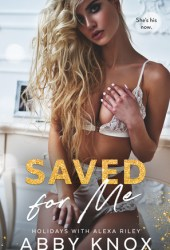 Saved For Me Book