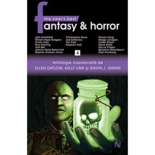 The year's best fantasy & horror (vol #4)