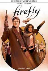 Firefly: The Unification War  Vol. 1 Book