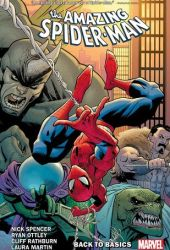 The Amazing Spider-Man, Vol. 1: Back to Basics Book