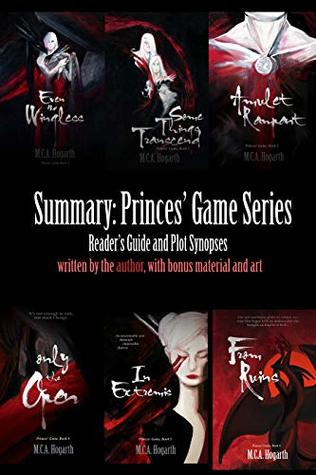 Summary: The Prince's Game Series Reader's Guide (Princes' Game Book 7)