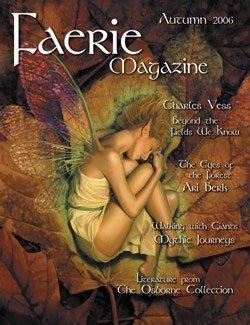 Faerie Magazine, Autumn 2006 #7