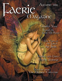 Faerie Magazine, Autumn 2006 #7