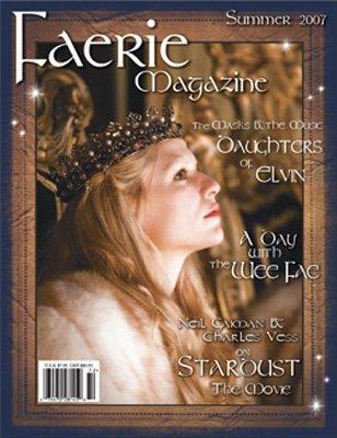 Faerie Magazine, Summer 2007 #10