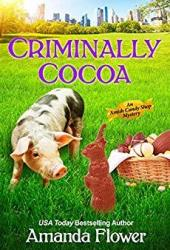 Criminally Cocoa (Amish Candy Shop Mystery #3.5) Book