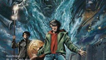 De Vloek van de Titaan: De graphic novel – Rick Riordan