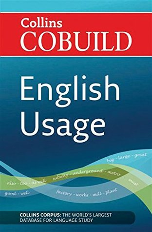Collins Cobuild - English Usage