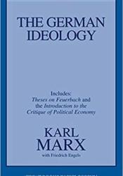 German Ideology Book by Karl Marx