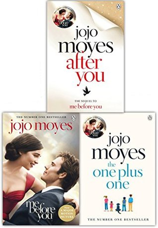 Me Before You Collection 3 Books Set by Jojo Moyes