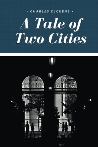 A Tale of Two Cities: paperback-illustration