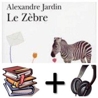 Le zebre Audiobook PACK [Book + CD]