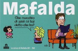 Mafalda Volume 6: Le strisce di Mafalda 801 - 960