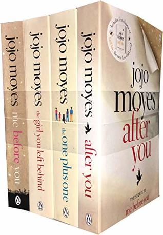 Me Before You Collection 4 Books Set by Jojo Moyes