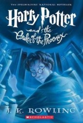 Harry Potter and the Order of the Phoenix (Harry Potter, #5) Book