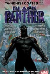 Black Panther, Book 6: The Intergalactic Empire of Wakanda Part 1 Book