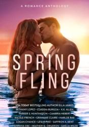 Spring Fling Book by Claudia Y. Burgoa