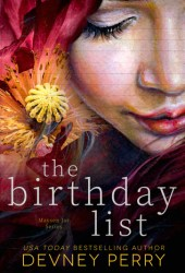The Birthday List (Maysen Jar, #1) Book