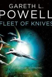 Fleet of Knives (Embers of War, #2) Book