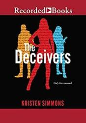 The Deceivers (Vale Hall, #1) Book by Kristen Simmons