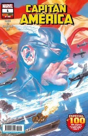 Invierno En América Parte 1 (Capitán América Vol1 - #1)