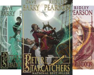 Peter and the Starcatchers: The Starcatchers Series Books 1-3: Paperback Box Set (3 Book Series)