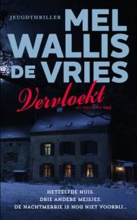 Image result for Vervloekt - Mel Wallis De Vries