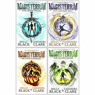 The Magisterium Series 4 Books Set