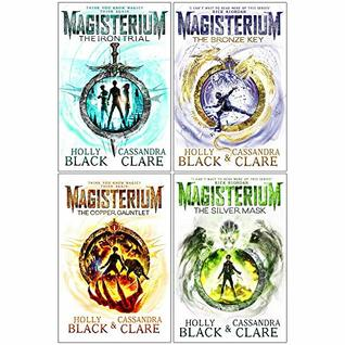 The Magisterium Series 4 Books Set