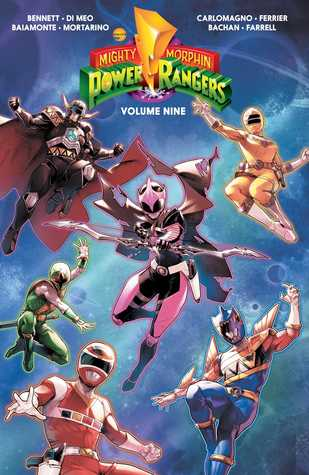 Mighty Morphin Power Rangers, Vol. 9