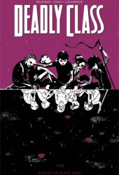 Deadly Class, Volume 2: Kids of the Black Hole Book