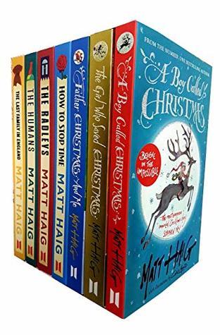 Matt Haig Collection 7 Books Set