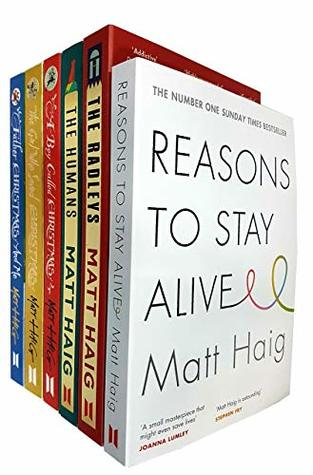 Matt Haig Collection 6 Books Set