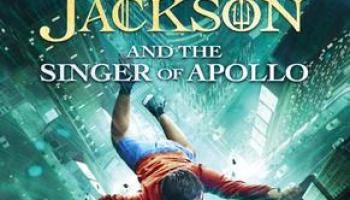 Percy Jackson and the Singer of Apollo – Rick Riordan