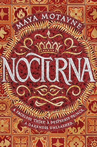 Nocturna (A Forgery of Magic #1)