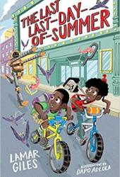 The Last Last-Day-of-Summer Book