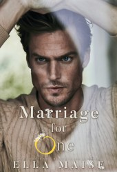 Marriage for One Book