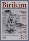 Birikim - Aylık Sosyalist Kültür Dergisi - Sayı: 356
