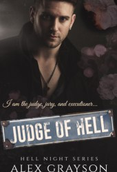 Judge of Hell (Hell Night, #3) Book