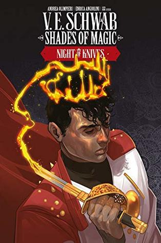 Night of Knives #2 (Shades of Magic Graphic Novels #6)